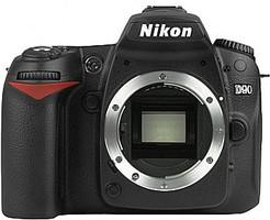 Nikon D90 Cuerpo negro