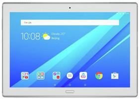 """Lenovo Tab 4 10 10,1"""" 16 Go eMCP [Wi-Fi + 4G] polar white"""