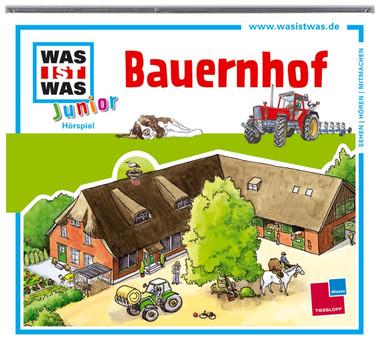 Was Ist Was Junior - WAS IST WAS Junior, Folge 04: Bauernhof