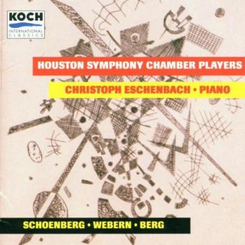 Houston Symph.Chamber Players - Konzert, Op. 24 / Sonata, Op. 1 / Quin