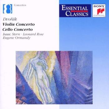 I. Stern - Violinkonzert Op. 53 / Cellokonzert Op. 104