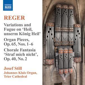 Josef Still - Reger: Organ Works, Vol. 9 [US-Import]