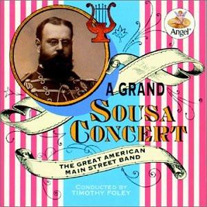 J.P. Sousa - Grand Sousa Concert