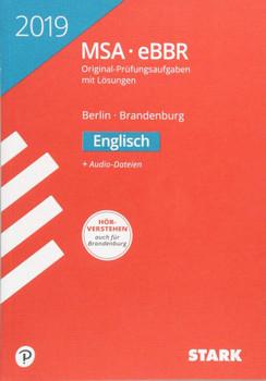 Original-Prüfungen MSA/eBBR - Englisch - Berlin/Brandenburg [Taschenbuch]