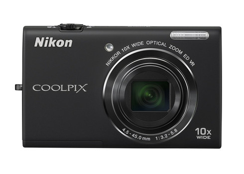 Nikon COOLPIX S6200 negro