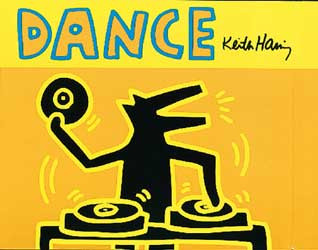 Dance - Keith Haring