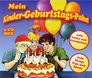 Kinderchor und Erzähler - Kinder-Geburtstags-Paket; das