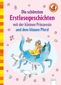 Die schönsten Erstlesegeschichten mit der kleinen Prinzessin und dem blauen Pferd: Der Bücherbär: Mein LeseBilderbuch - Boehme, Julia