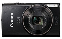 Canon IXUS 285 HS noir