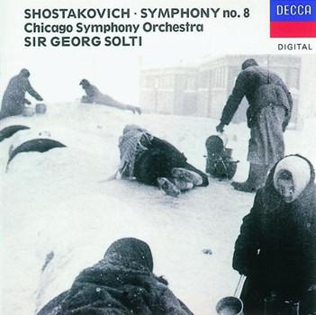 Georg Solti - Sinfonie 8