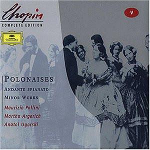 Pollini - Chopin-Edition 5 / Polonaises