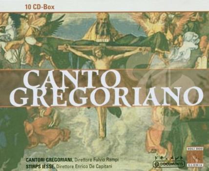 Cantori Gregoriani - Canto Gregoriano