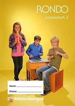 RONDO 3/4 - Arbeitsheft 3, Neuausgabe - Junge, Wolfgang