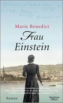 Frau Einstein. Roman - Marie Benedict  [Gebundene Ausgabe]