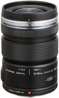 Olympus M.Zuiko Digital 12-50 mm F3.5-6.3 ED 52 mm Objectif (adapté à Micro Four Thirds) noir
