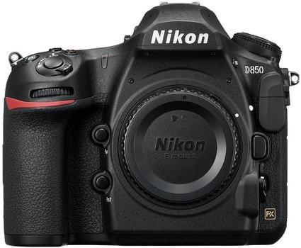 Nikon D850 body nero