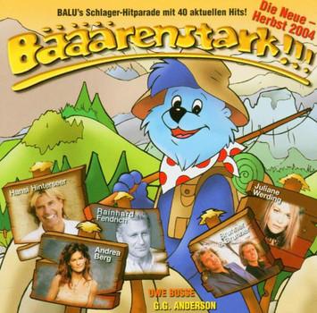 Various - Bääärenstark!!! Herbst 2004