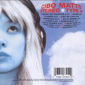 Cibo Matto - Stereotype a