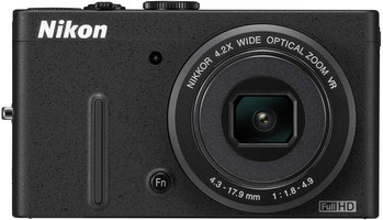 Nikon COOLPIX P310 noir
