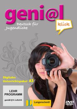 geni@l klick A1: Deutsch als Fremdsprache für Jugendliche / Deutsch für Jugendliche. Digitales Unterrichtspaket DVD-ROM - Fröhlich, Birgitta