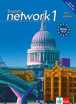 English Network 1 New Edition. Student's Book mit Audios online [Taschenbuch]