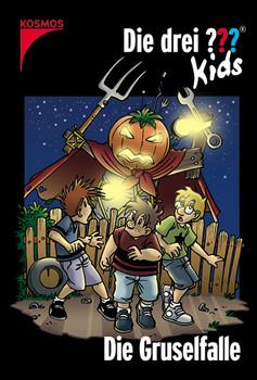 Die drei ??? Kids: Die drei Fragezeichen-Kids, Bd.32 : Die Gruselfalle - Boris Pfeiffer