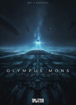 Olympus Mons. Band 2. Operation Mainbrace - Christophe Bec  [Gebundene Ausgabe]