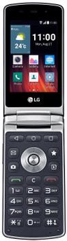 LG H410 WineSmart 4 Go bleu marine