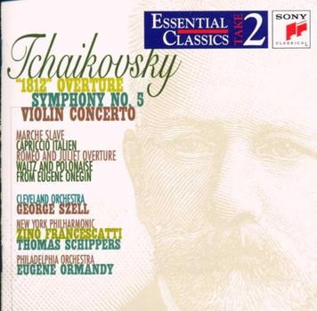 Szell - Essential Classics - Tschaikowsky (Orchesterwerke)