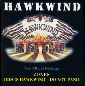 Hawkwind - Zones/Do Not Panic