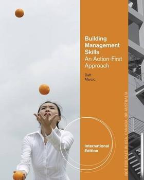 Building Management Skills - Marcic, Dorothy