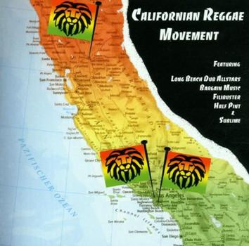 Various - California Reggae Movement