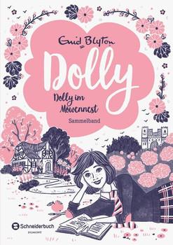 Dolly - Dolly im Möwennest. Sammelband 03 - Enid Blyton  [Taschenbuch]