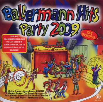 Various - Ballermann Hits Party 2009