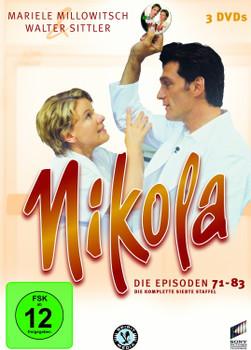 Nikola - Die Episoden 71-83 [3 Discs]