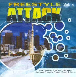 Various - Freestyle Attack Vol.1