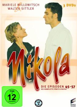 Nikola - Die Episoden 45-57 [3 Discs]