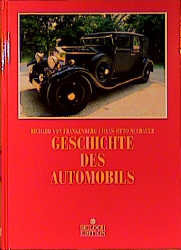Geschichte des Automobils - Richard von Frankenberg