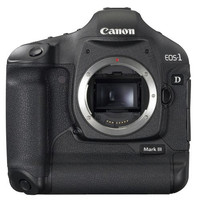 Canon EOS 1D Mark III body noir