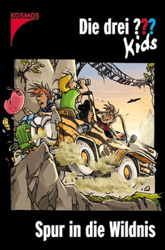 Die drei Fragezeichen-Kids, Bd. 19, Spur in die Wildnis - Ulf Blanck