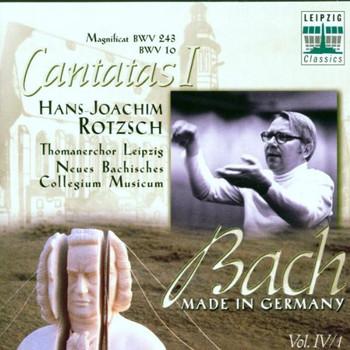Thomanerchor - Bach - Made in Germany Vol. IV / 1 (Kantaten)