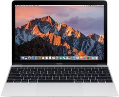 Apple MacBook 12 (retina-display) 1.2 GHz Intel Core M3 8 GB RAM 256 GB PCIe SSD [Mid 2017, QWERTY-toetsenbord] zilver
