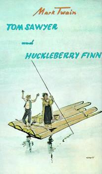 Tom Sawyer und Huckleberry Finn. Abenteuer am Mississippi - Mark Twain