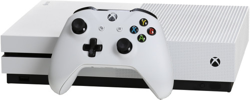 Microsoft Xbox One 500 GB [controller wireless incluso] bianco opaco