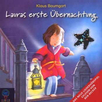 Lauras erste Übernachtung CD