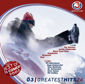 Diverse - Ö3 Greatest Hits Vol. 24