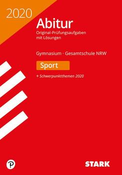 STARK Abiturprüfung NRW 2020 - Sport LK [Taschenbuch]