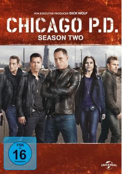 Chicago P.D. - Season Two [6 Discs]