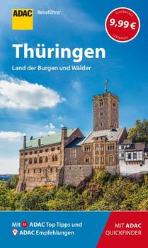 ADAC Reiseführer Thüringen - Gabriel Calvo Lopez-Guerrero  [Taschenbuch]