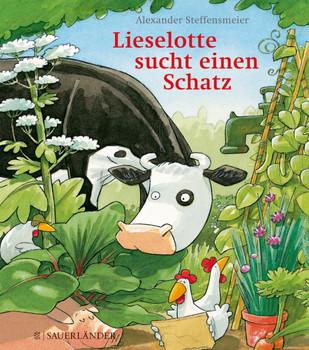 Lieselotte sucht einen Schatz - Steffensmeier, Alexander